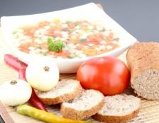 Як приготувати вегетаріанський суп