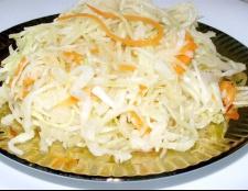 Як приготувати смачну квашену капусту