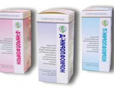 Як приймати Нормофлорин
