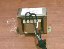 Як розрахувати обмотку трансформатора