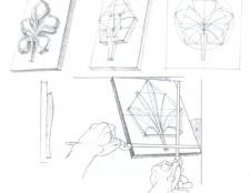 Як малювати розетку