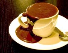 Як зробити гіркий шоколад