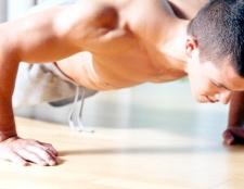 Як зробити м'язи твердими