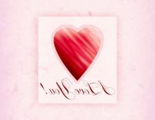 Як зробити листівки своїми руками на день Валентина