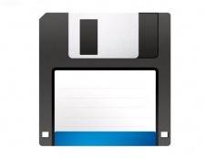 Як зробити дискету XP