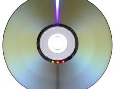 Як зробити завантажувальний диск системи