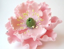 Як зробити шпильку у вигляді квітки