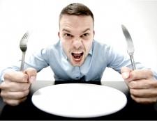 Як знизити відчуття голоду