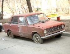 Як зняти з обліку старий автомобіль