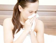 Як зняти симптоми застуди