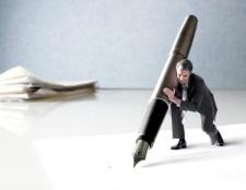 Як скласти резюме для прийому на роботу