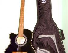Як зшити чохол для гітари