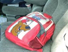 Як зшити рюкзак дитині