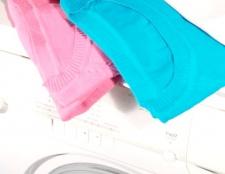 Як прати линяють речі