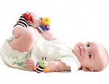 Як зв'язати носочки для малюка