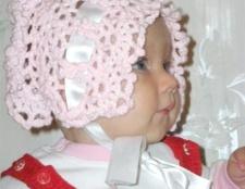Як зв'язати шапку для малюка