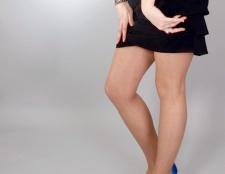 Як прибрати зайвий жир на ногах