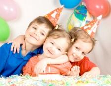 Як прикрасити дитячу кімнату в день народження