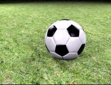 Як поліпшити техніку футбол
