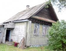 Як утеплити старий дерев'яний будинок