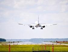 Як дізнатися час вильоту літака