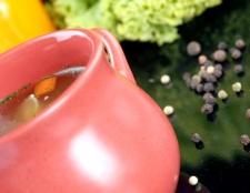 Як варити перловий суп