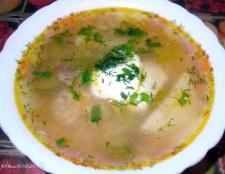 Як варити суп розсольник