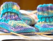 Як в'язати шкарпетки: рукодільниці на замітку