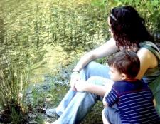 Як виховувати дитину в неповній сім'ї