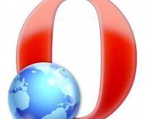 Як відновити налаштування в Opera