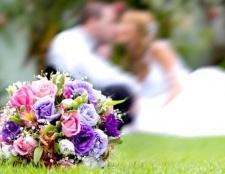 Як вибрати букет нареченої