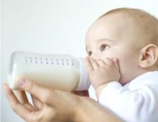 Як вибрати молочну суміш