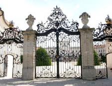 Як вибрати ворота