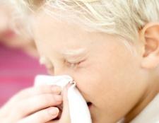 Як вилікувати затяжний нежить у дитини