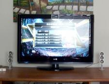 Як вивести монітор на телевізор
