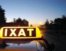Як замовити таксі в аеропорту