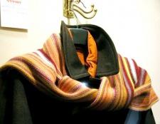 Як зав'язувати шарф