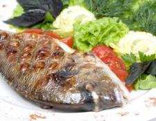Як готувати рибу дорадо