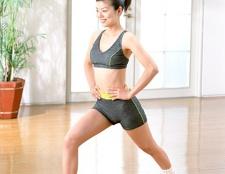 Як позбутися від жиру на внутрішній стороні стегна