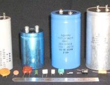 Як виміряти ємність конденсатора мультиметром