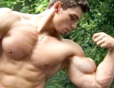 Як набрати м'язову масу рук
