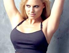 Як накачати м'язи грудей жінці