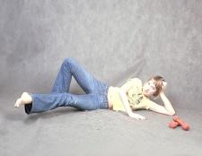 Як накачати внутрішні м'язи ніг
