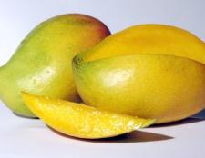 Як нарізати манго