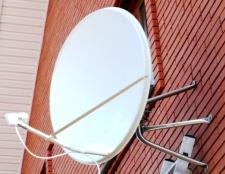 Як налаштувати антену НТВ на супутник