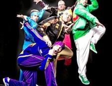 Як навчитися танцювати street dance