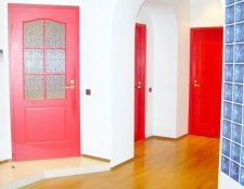 Як пофарбувати міжкімнатні двері