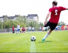 Як потрапити у великий футбол