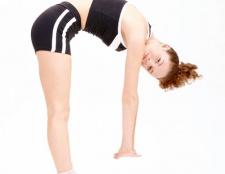 Як розтягнути м'язи спини