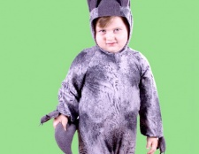 Як зробити костюм вовка